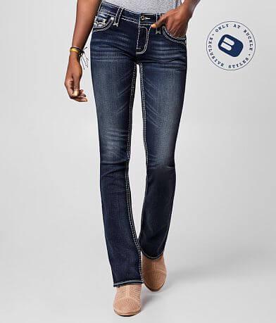 Rock Revival Celinda Mid-Rise Boot Stretch Jean