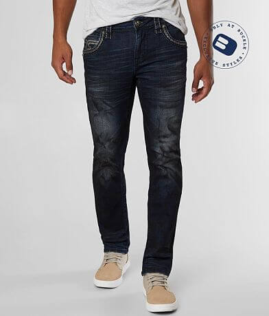 Rock Revival Bolton Slim Straight Stretch Jean