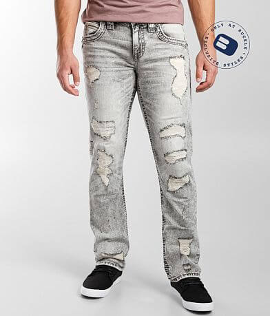 Rock Revival Joe Straight Stretch Jean