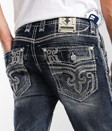 Rock Revival Talen Straight Stretch Jean