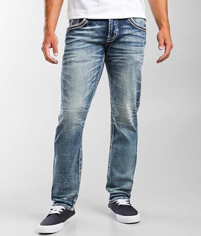 Rock Revival Tanix Straight Stretch Jean