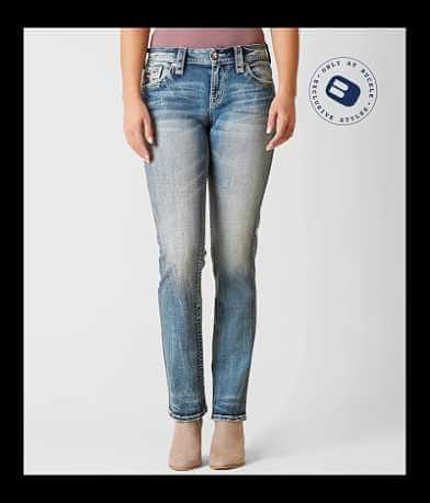 Rock Revival Vien Easy Straight Stretch Jean