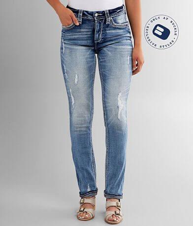 Rock Revival Vien Easy Straight Stretch Jean