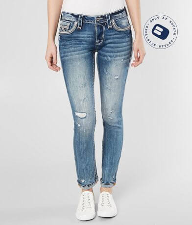 Rock Revival Vien Straight Stretch Cuffed Jean