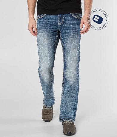 Rock Revival Agostino Slim Boot Stretch Jean