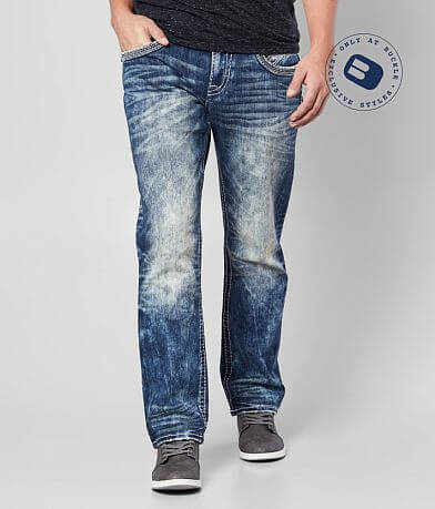 Rock Revival Dewkist Relaxed Taper Stretch Jean