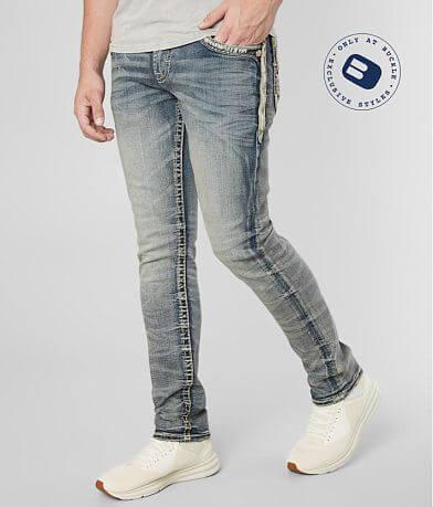 8fdc0da3 Rock Revival Chester Slim Taper Stretch Jean