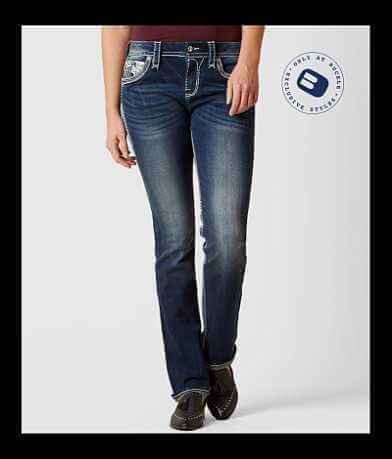 Rock Revival Sundee Easy Straight Stretch Jean