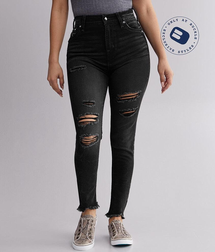 Rock Revival Sundee Ultra High Rise Skinny Jean front view