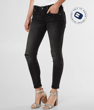Rock Revival Sundee Mid-Rise Ankle Skinny Jean