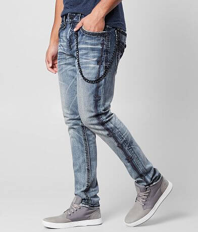 Rock Revival Ascot Slim Taper Stretch Jean