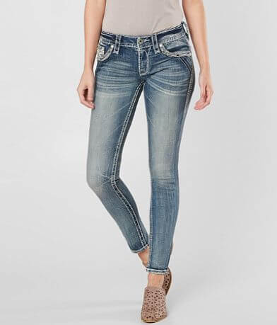 Rock Revival Yadra Ankle Skinny Stretch Jean