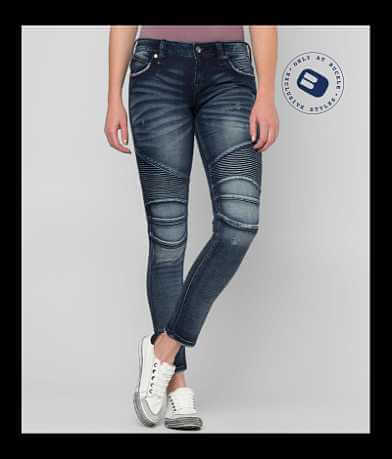 Rock Revival Nelrose Ankle Skinny Stretch Jean