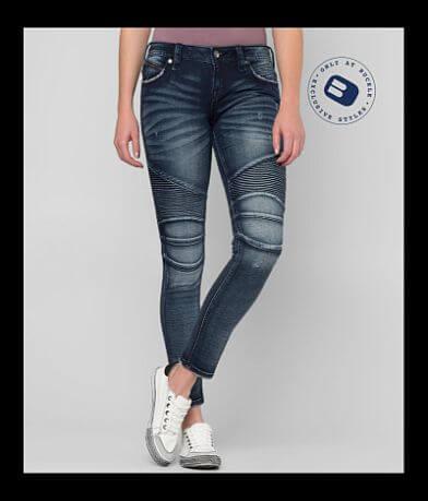 Rock Revival Nelrose Ankle Skinny Stretch Jean