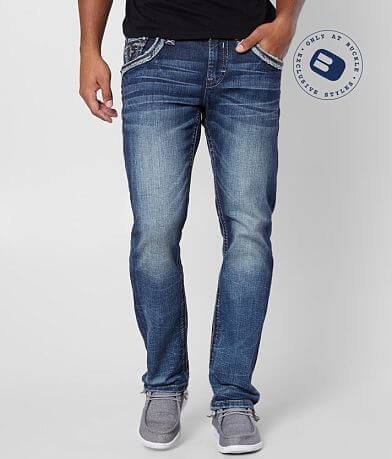 Rock Revival Trellis Slim Straight Stretch Jean