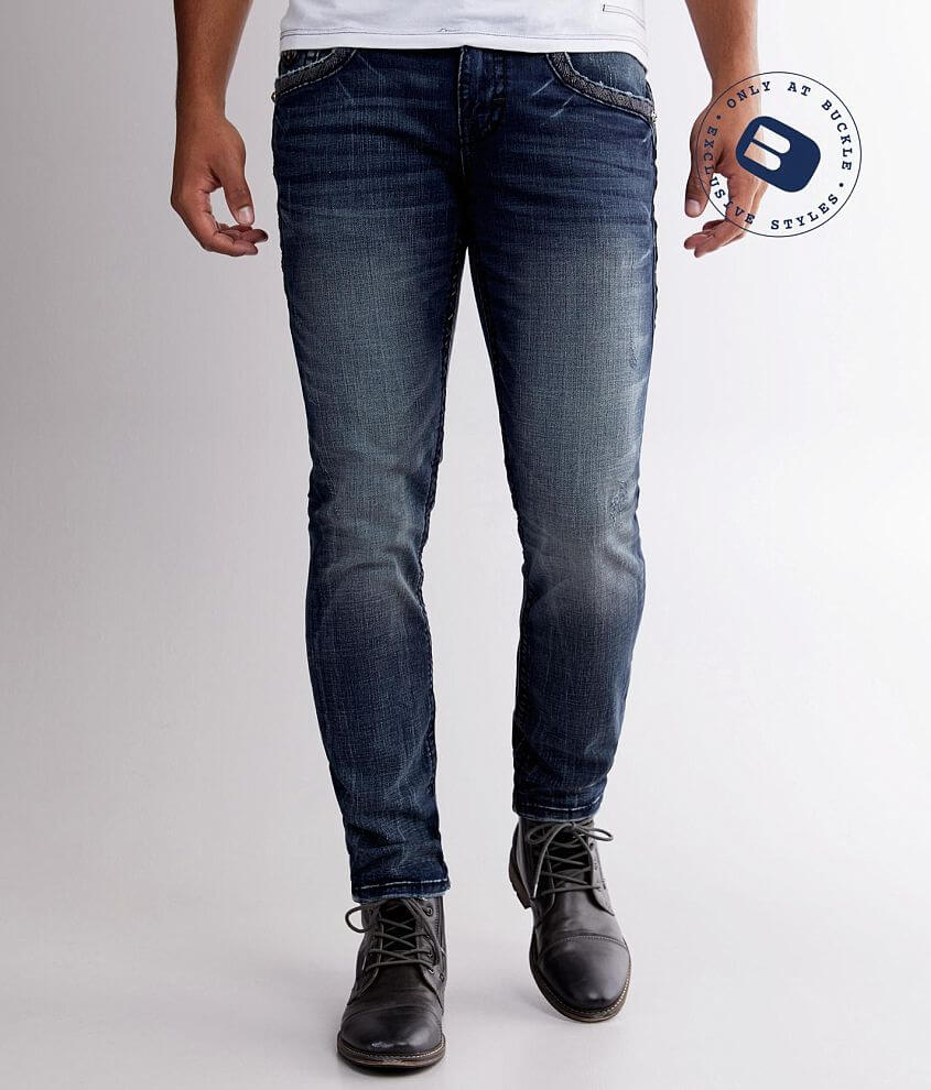 Rock Revival Westmont Slim Taper Stretch Jean front view