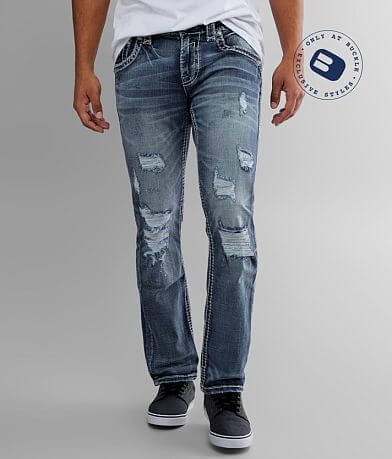 Rock Revival Westmont Slim Straight Jean