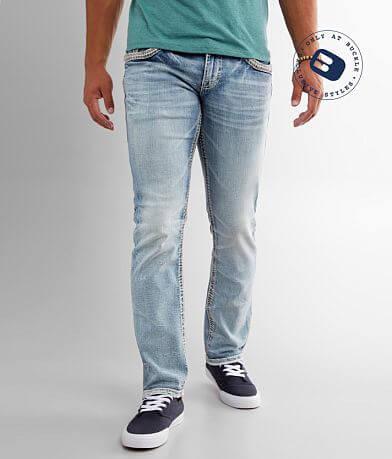 Rock Revival Tomek Slim Straight Stretch Jean