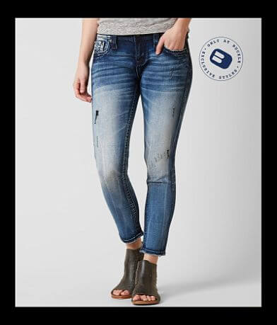 Rock Revival Moon Ankle Skinny Stretch Jean