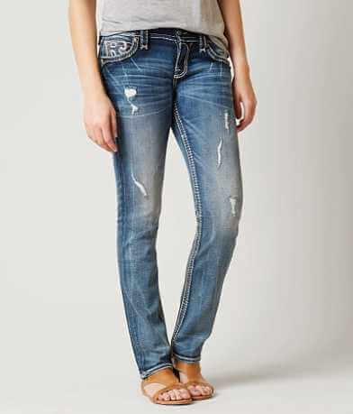 Rock Revival Sukey Easy Straight Stretch Jean