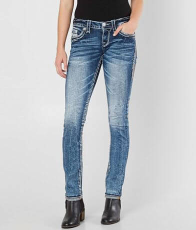 Rock Revival Beliss Straight Stretch Jean