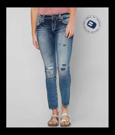 Rock Revival Tallis Easy Ankle Skinny Stretch Jean