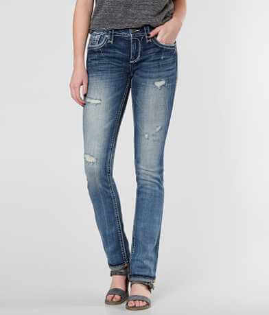 Rock Revival Tallis Straight Stretch Jean