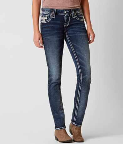 Rock Revival Shaylee Straight Stretch Jean