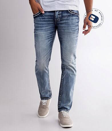 Rock Revival Kester Slim Straight Stretch Jean