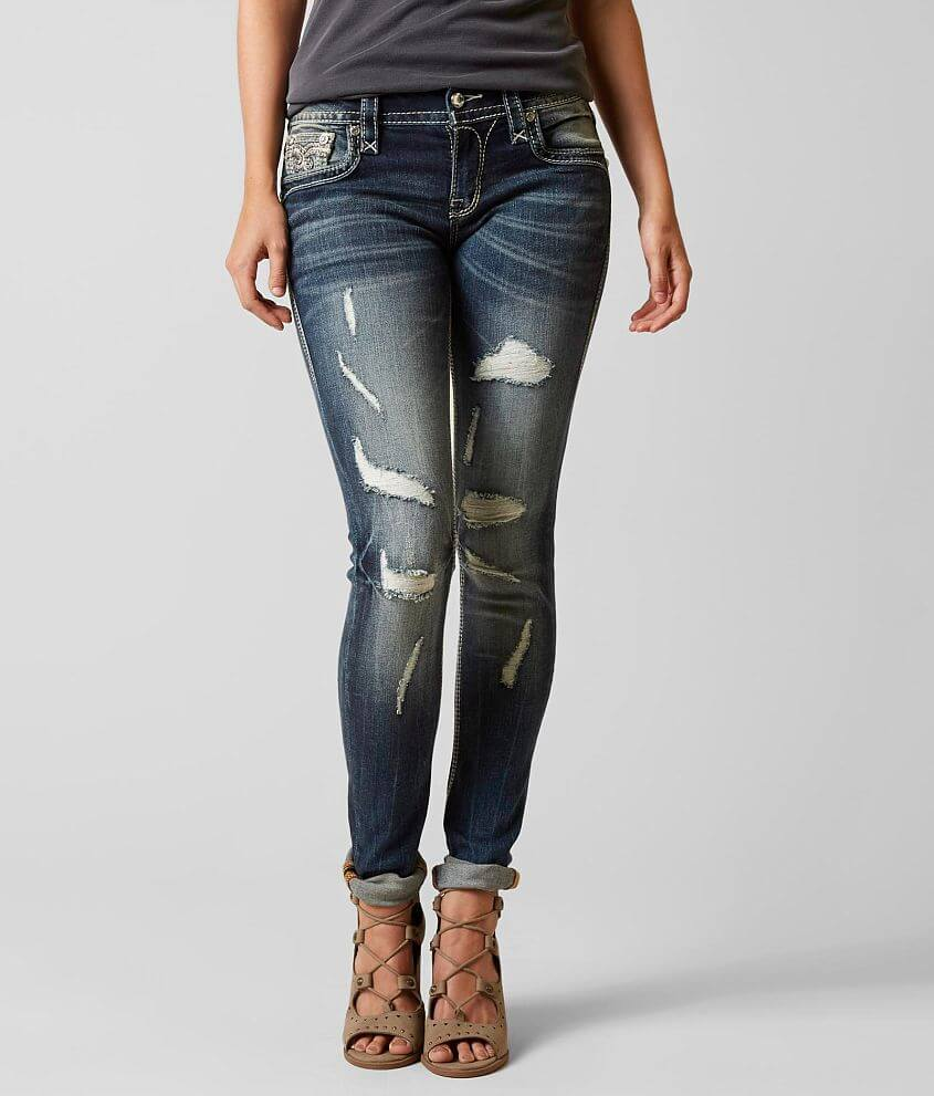 Style 507MS200/Sku 126286 Mid-rise zip fly stretch jean Slim through the hip and thigh 10 1/2\\\