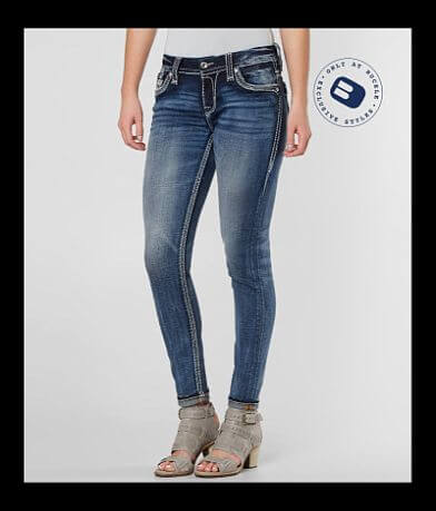 Rock Revival Liri Easy Ankle Skinny Stretch Jean