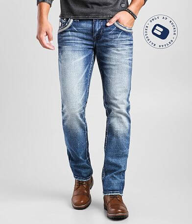 Rock Revival Zackary Slim Straight Stretch Jean