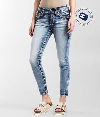 Rock Revival Rima Mid-Rise Ankle Skinny Jean