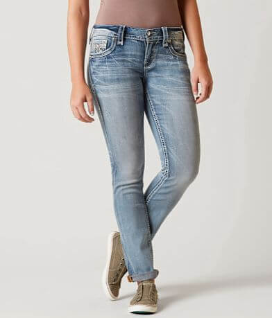 Rock Revival Karelia Easy Straight Stretch Jean
