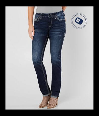 Rock Revival Henna Easy Straight Stretch Jean