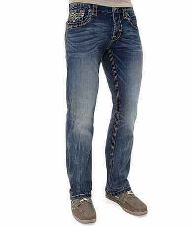 Rock Revival Terrell Slim Straight Stretch Jean