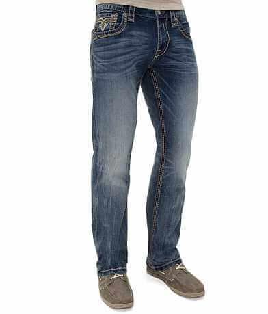 Rock Revival Terrell Slim Straight Stretch Jean