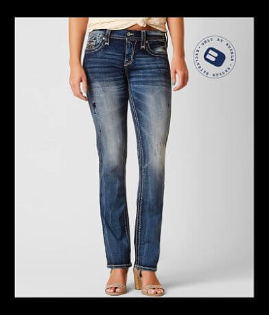 Rock Revival Magnor Easy Straight Stretch Jean