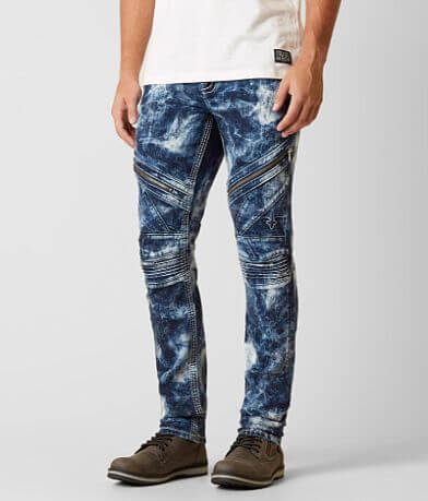 Rock Revival Nels Slim Stretch Jean