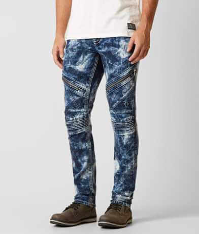 Rock Revival Nels Slim Taper Stretch Jean