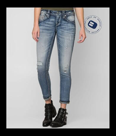 Rock Revival Stacia Ankle Skinny Stretch Jean