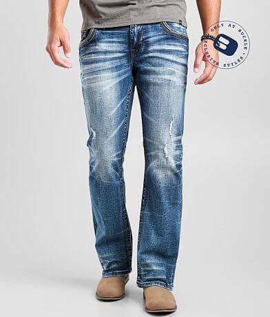 Rock Revival Lunar Rock Slim Boot Stretch Jean