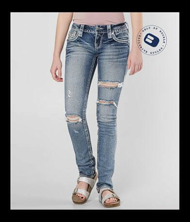 Rock Revival Mertie Straight Stretch Jean