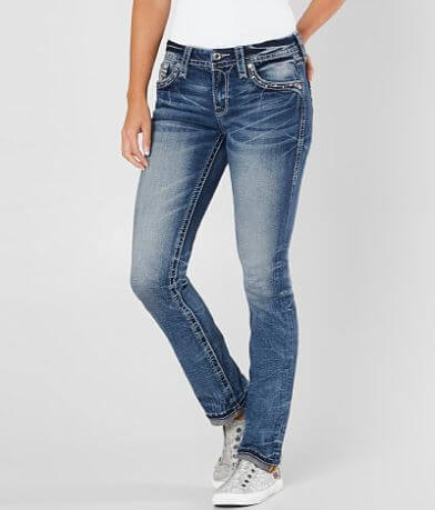 Rock Revival Irela Easy Straight Stretch Jean