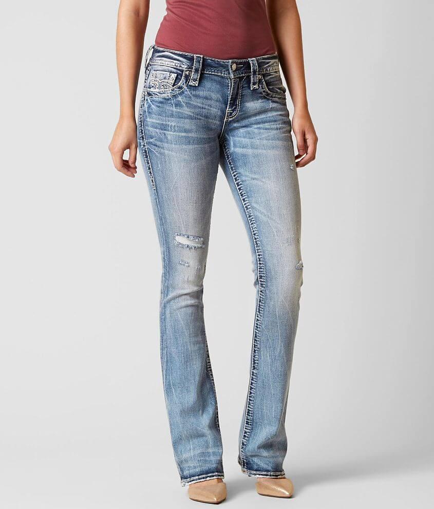 große Auswahl Billiger Preis attraktive Designs Rock Revival Lang Boot Stretch Jean - Women's Jeans in Lang ...