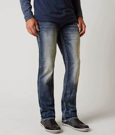 Rock Revival Ruper Straight Stretch Jean