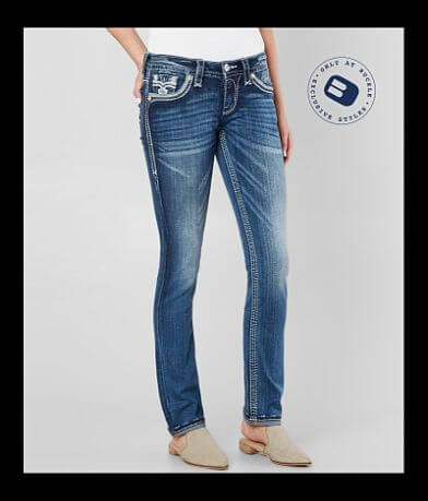 Rock Revival Kailie Straight Stretch Jean