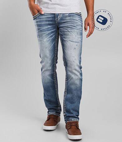 Rock Revival Jax Slim Straight Stretch Jean