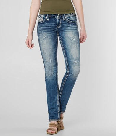 Rock Revival Nanna Straight Stretch Jean