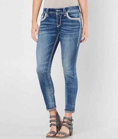 Rock Revival Barrey Easy Ankle Skinny Stretch Jean
